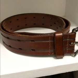 Cole Haan mens belt